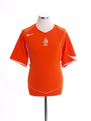 2004-06 Holland Home Shirt M