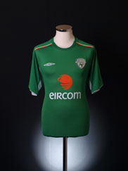 2004-06 Ireland Home Shirt XXL