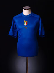 2004-06 Italy Home Shirt XL