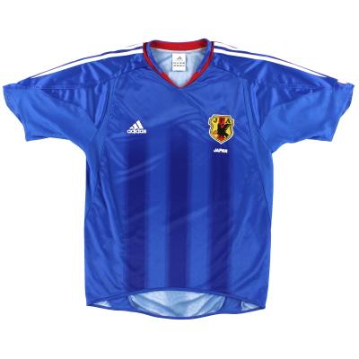 2004-06 Japan adidas Home Shirt S