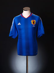 2004-06 Japan Player Issue Home Shirt L