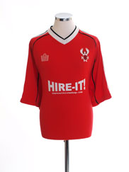 Kidderminster Harriers  Home tröja (Original)