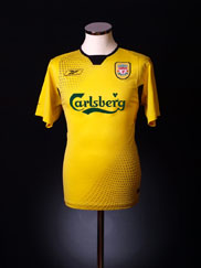 2004-06 Liverpool Away Shirt XXL