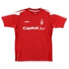 2004-06 Nottingham Forest Home Shirt Evans #8 L