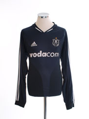 2004-06 Orlando Pirates Home Shirt L/S M
