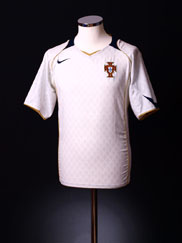 2004-06 Portugal Away Shirt L