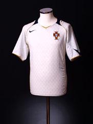 2004-06 Portugal Away Shirt L