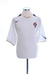 2004-06 Portugal Away Shirt *w/tags* XL
