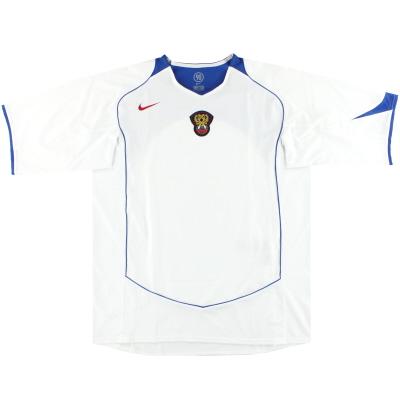 2004-06 Russia Nike Home Shirt XL