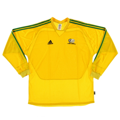 2004-06 South Africa Home Shirt L/S L