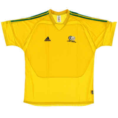2004-06 South Africa Home Shirt S