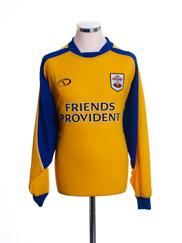 2004-06 Southampton Third Shirt L/S L