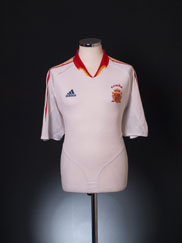 2004-06 Spain Away Shirt XL