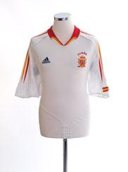 2004-06 Spain Away Shirt L