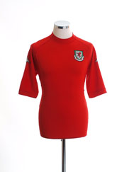 2004-06 Wales Home Shirt M