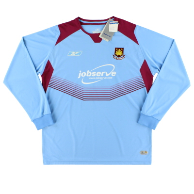 2004-06 West Ham Away Shirt L/S *BNWT* L