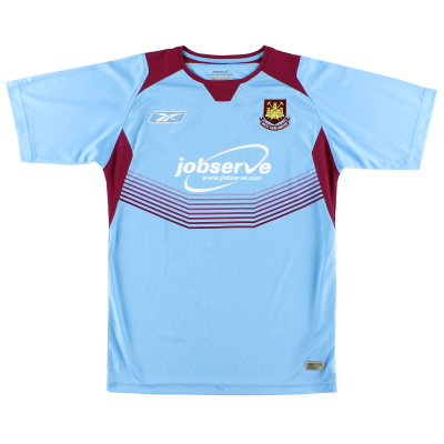 2004-06 West Ham Away Shirt *Mint* S