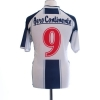 2004 Alianza Lima Home Shirt #9 XL
