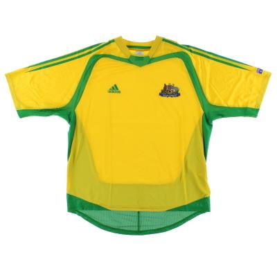 2004 Australia Home Shirt L