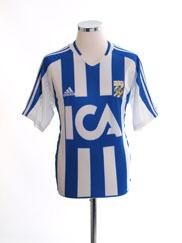 2004 IFK Gothenburg Home Shirt S