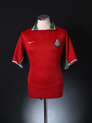 2004 Lokomotiv Moscow Home Shirt L