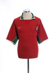 2004 Lokomotiv Moscow Home Shirt *Mint* XL