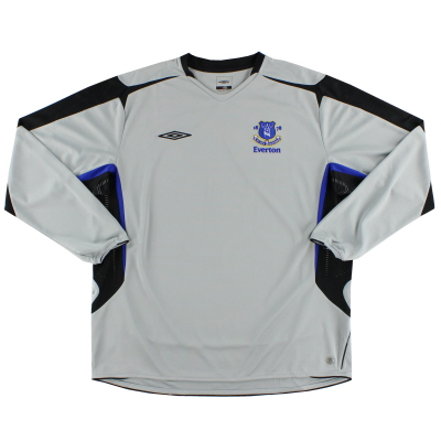 2005-05 Everton Away Shirt *As New* / XX