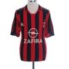 2005-06 AC Milan Home Shirt Kaka #22 M