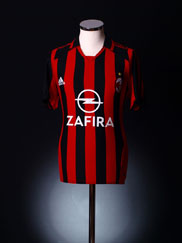 2005-06 AC Milan Home Shirt XL