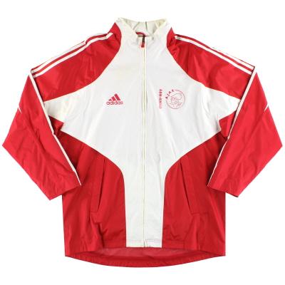 2005-06 Ajax adidas Rain Jacket M