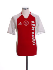 2005-06 Ajax Home Shirt S