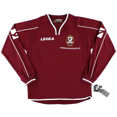 2005-06 Arezzo Home Shirt L/S *BNWT* L