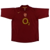 2005-06 Arsenal Commemorative Highbury Home Shirt Henry #14 XXL