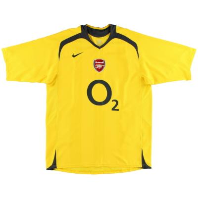 Arsenal  Visitante Camiseta (Original)
