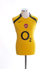 2005-06 Arsenal Training Vest L