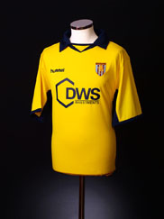 2005-06 Aston Villa Away Shirt M