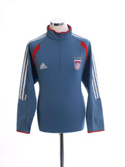 2005-06 Bayern Munich adidas Training Jacket L