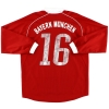 2005-06 Bayern Munich Home Shirt #16 L/S S