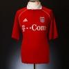 2005-06 Bayern Munich Home Shirt Ballack #13 M