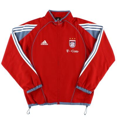 2005-06 Bayern Munich Track Jacket L