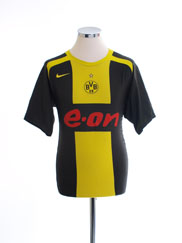 2005-06 Borussia Dortmund Away Shirt S