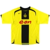 2005-06 Borussia Dortmund Home Shirt Kehl #5 XL