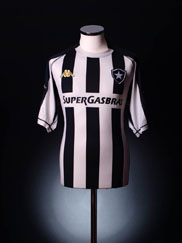 2005-06 Botafogo Home Shirt XL