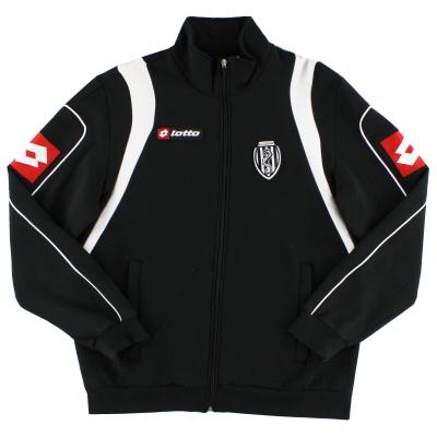 2005-06 Cesena Lotto Track Jacket L