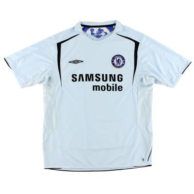 2005-06 Chelsea Away Shirt *Mint* XL