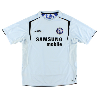 2005-06 Chelsea Umbro Away Shirt L