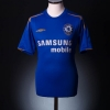 2005-06 Chelsea Centenary Home Shirt J. Cole #10 L