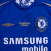 2005-06 Chelsea 'Champions' Centenary Home Shirt M