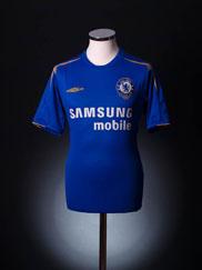 2005-06 Chelsea Home Shirt XL.Boys