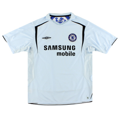 2005-06 Chelsea Umbro Away Shirt M